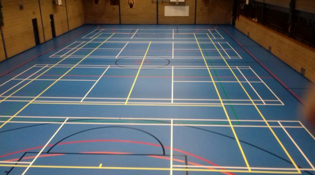 CONICA CONIPUR HG installed at Belfast Academy