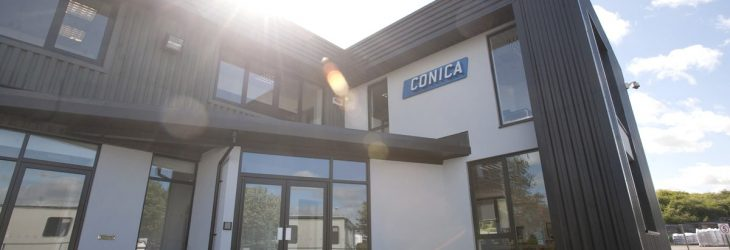 CONICA Newark offices