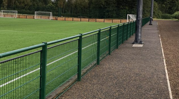 CONIPAVE RA installed at Middlesborough FC training ground