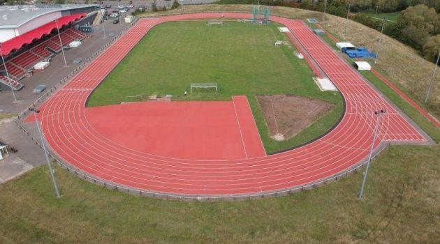 CONICA CONIPUR SW at Basildon Athletics Club