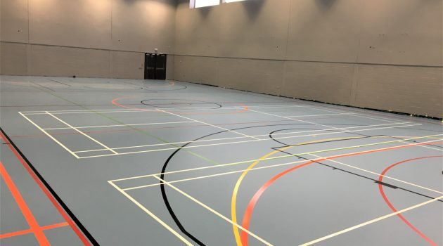 CONICA CONIPUR AE ECO installed at Barnet youth centre
