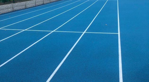 CONICA CONIPUR SP sprint track at Ratoath Rugby Club